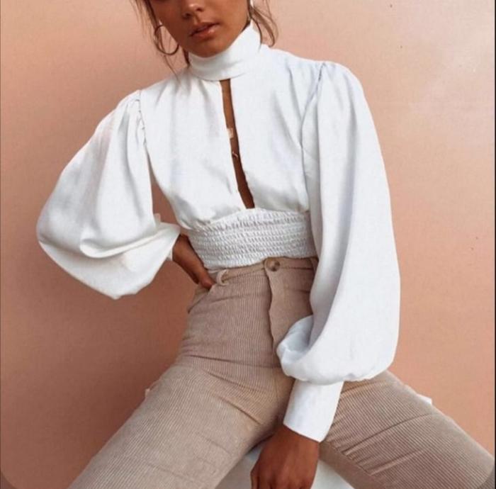 Bluza Amy White 1