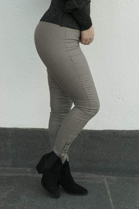 Pantaloni Esma Gray 0