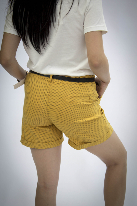 Pantaloni Scurti Super Elastici 3