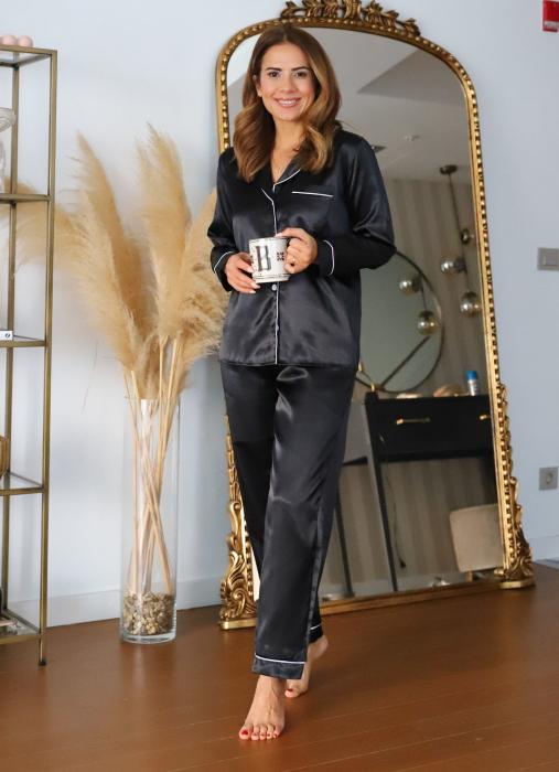 Pijama Catherine Black 0