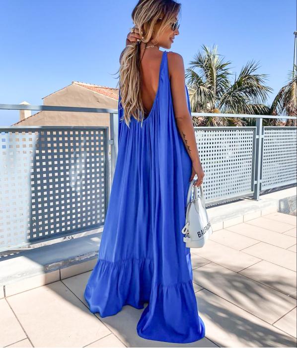 Rochie Medeea Blue [0]