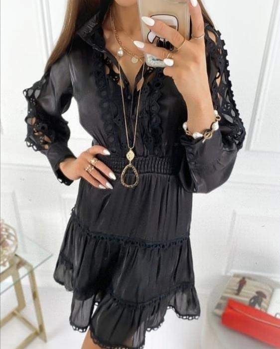 Rochie Fabiana Black 0