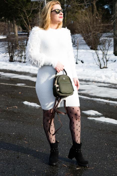 Rochie White Snow 0