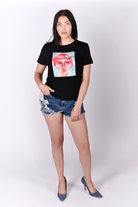 Tricou 3D Sweet Lollipop 2