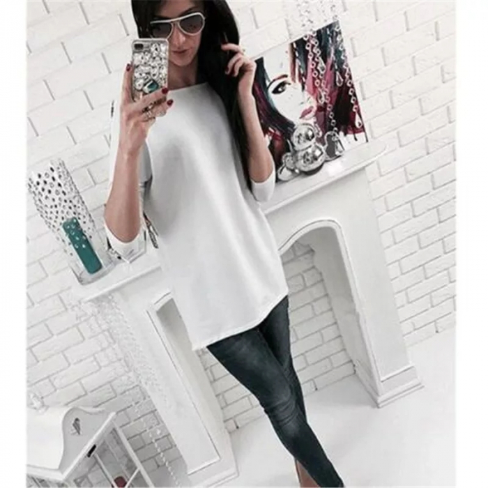 Tricou Anisia White 3