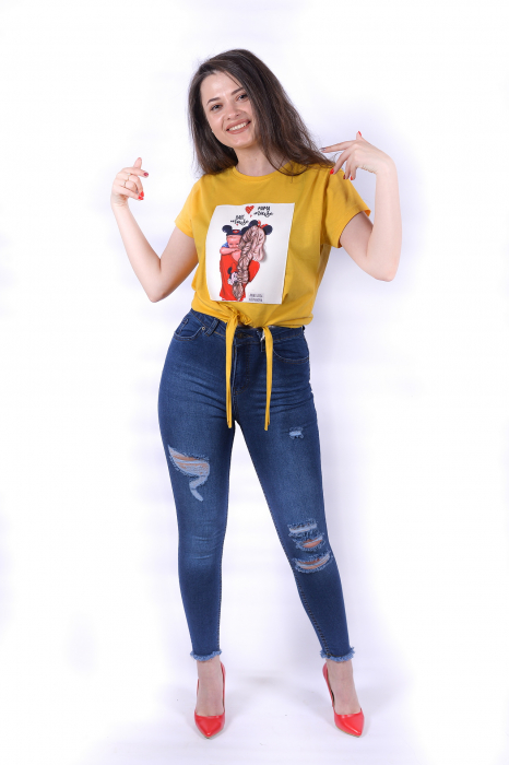 Tricou Baby Mouse 1