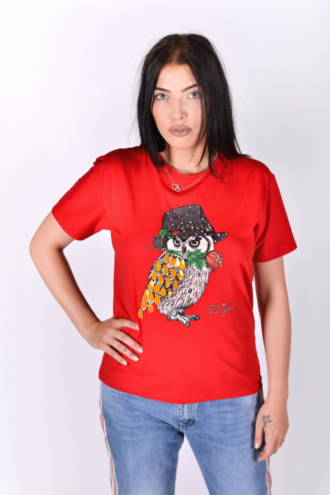 Tricou Fancy Owl 0