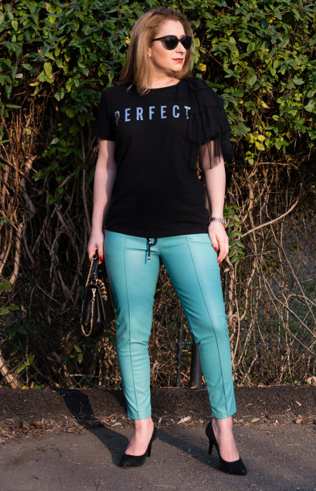 Tricou Perfect Black 2