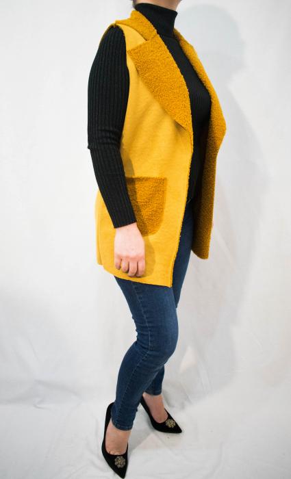 Vesta Brenda Yellow 1