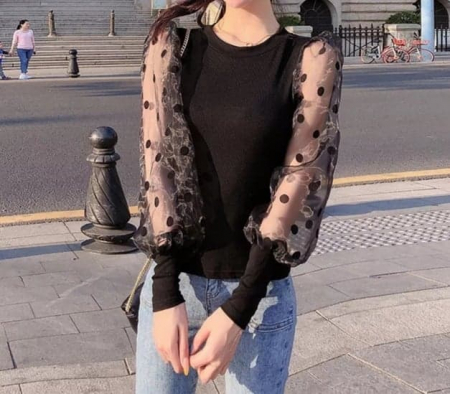 Bluza Karina Black2