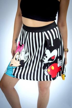 Fusta Minnie&Mickey1