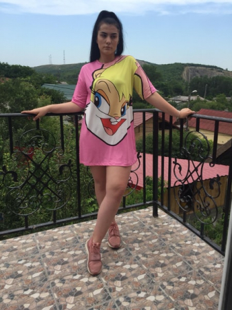 Rochie Lola Bunny0