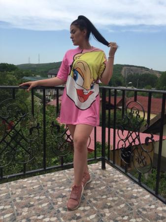 Rochie Lola Bunny2