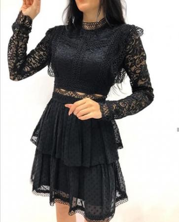 Bluza Brenda Black0