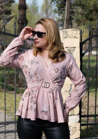 Bluza Giulie Pink0