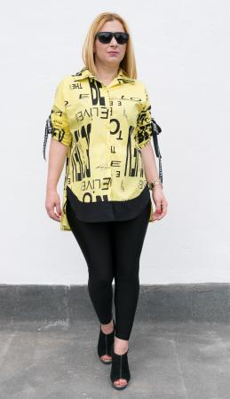 Camasa Erika Yellow2