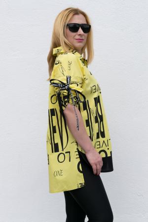 Camasa Erika Yellow0