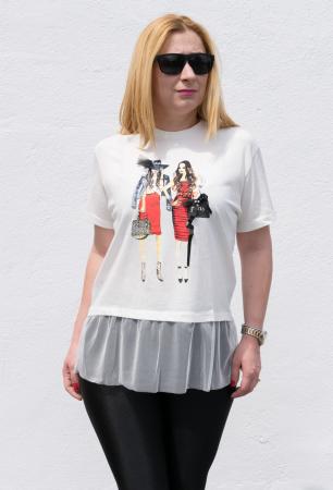 Tricou Fashion Girls0
