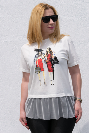 Tricou Fashion Girls1