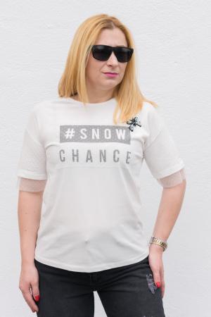 Tricou Snow Chance [0]