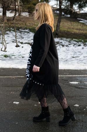Rochie Karina Black4