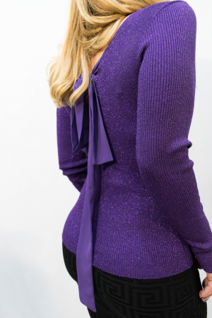 Bluza Anisia Purple0