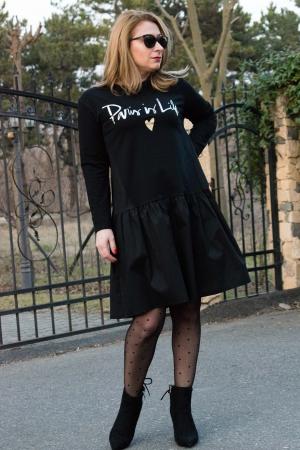 Rochie Paris Black0