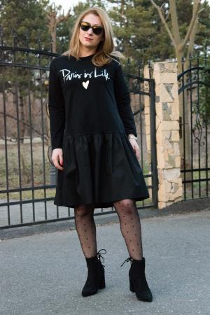 Rochie Paris Black1