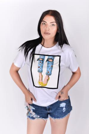 Tricou Heels0