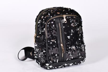 Rucsac Sparkle Black0