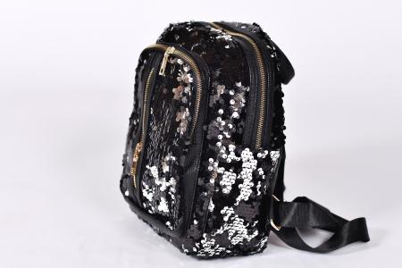 Rucsac Sparkle Black1