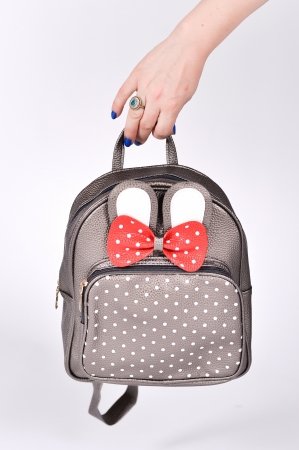Rucsac Minnie Bronze2