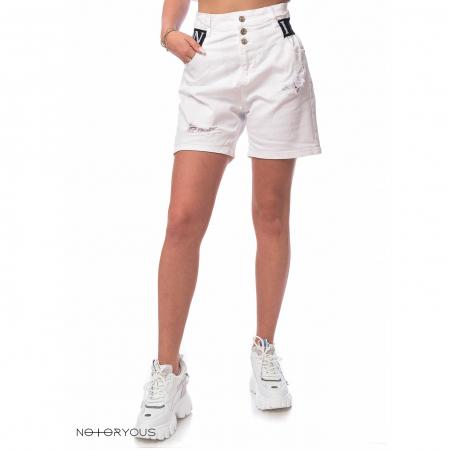 Pantaloni Scurti Lara White [0]