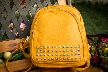 Rucsac Sophie Yellow0