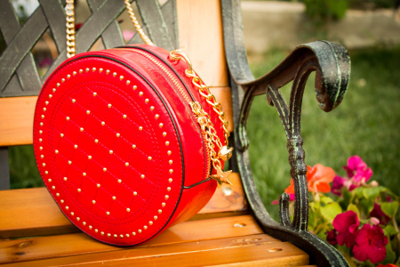 Geanta Crossbody Red Passion2