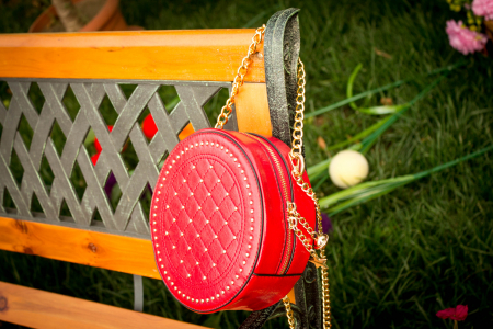 Geanta Crossbody Red Passion4