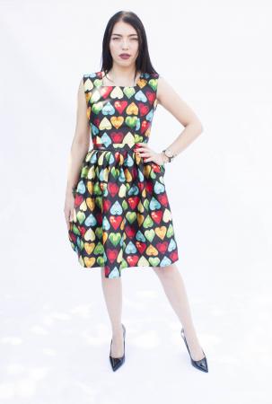 Rochie Brianna Hearts [0]