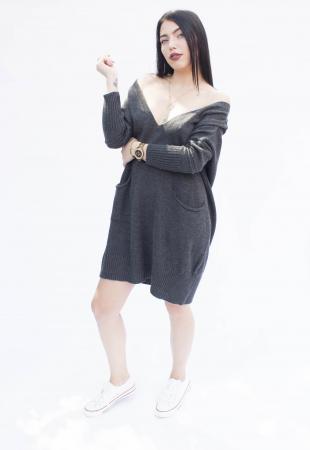 Rochie Wanda Gray3