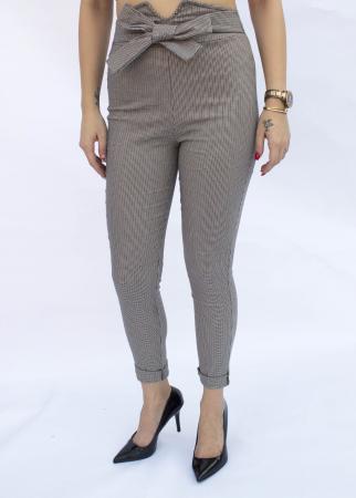 Pantaloni Erika Gray0