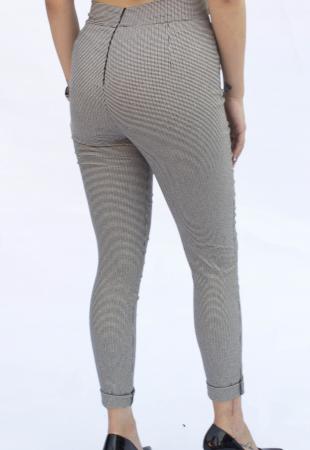 Pantaloni Erika Gray3