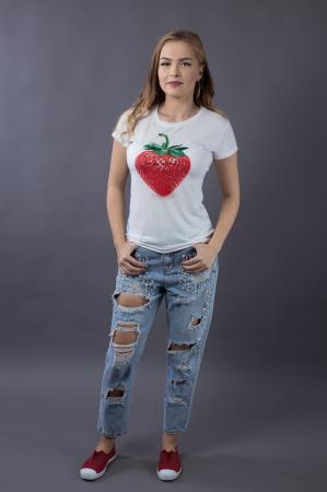 Tricou Strawberry1