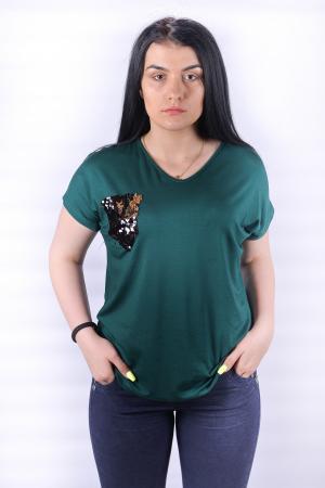 Tricou Bright Green2