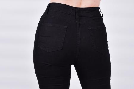 Pantaloni negri Super Skinny2