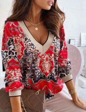 Bluza Melinda Red [0]