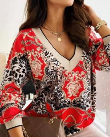 Bluza Melinda Red [1]