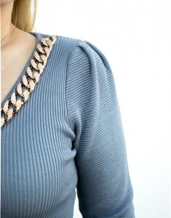 Bluza Amelia Blue [1]
