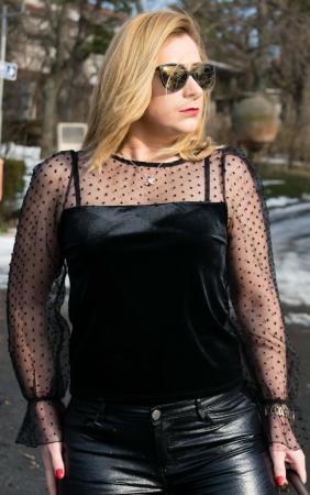 Bluza Julia Black1