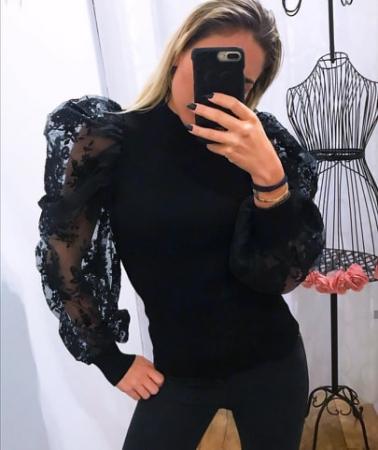 Bluza Melanie Black3