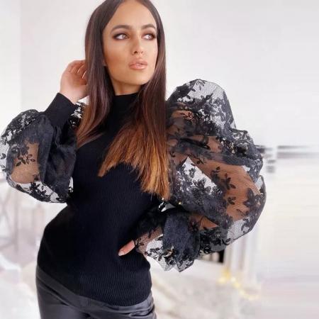 Bluza Melanie Black0
