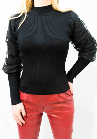 Bluza Milena Black4